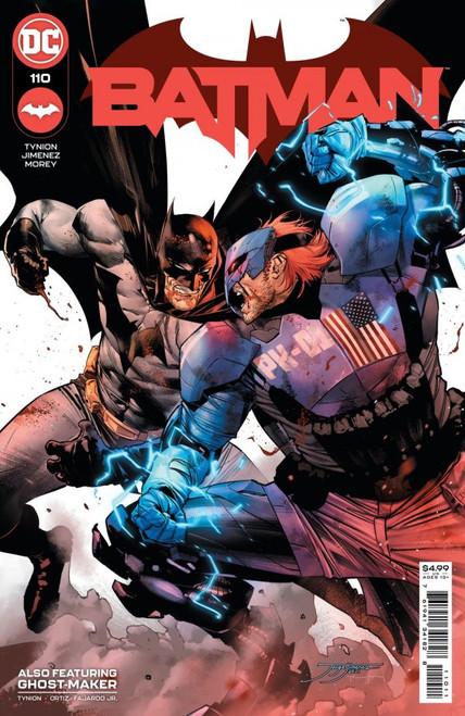 Batman #110 - 06/07/21 - DC Comic