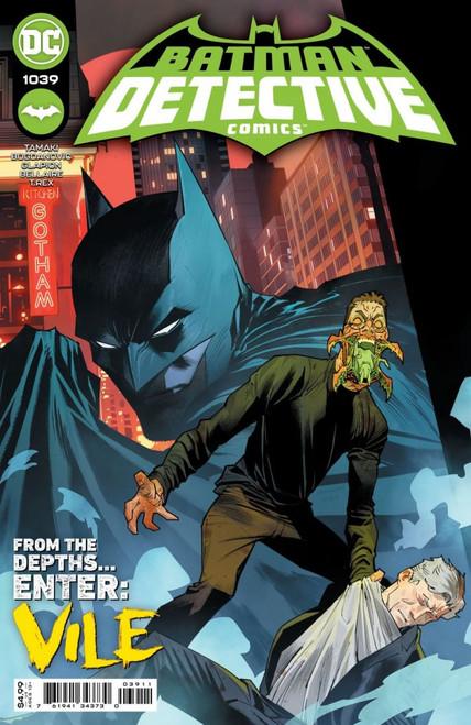 Detective Comics #1039 - 13/07/21 - DC Comic