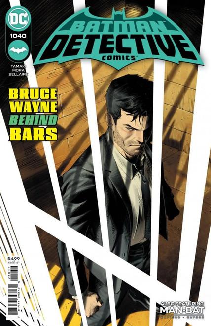Detective Comics #1040 - 27/07/21 - DC Comic