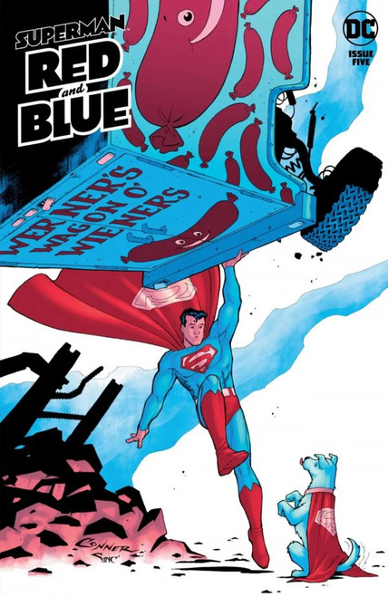 Superman: Red and Blue #5 - 20/07/21 - DC Comic