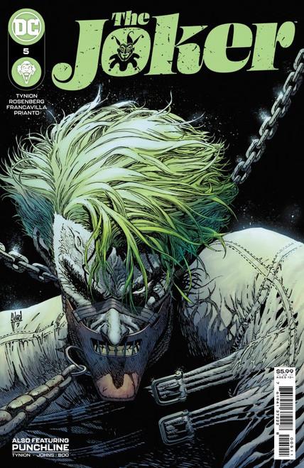 The Joker #5 - 13/07/21 - DC Comic