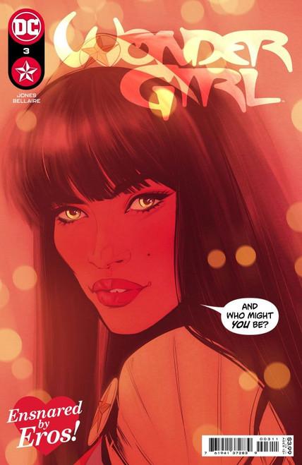 Wonder Girl #3 - 20/07/21 - DC Comic