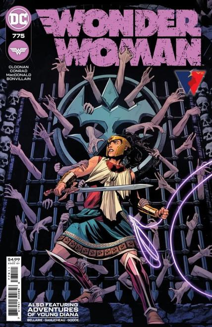 Wonder Woman #775 - 13/07/21 - DC Comic