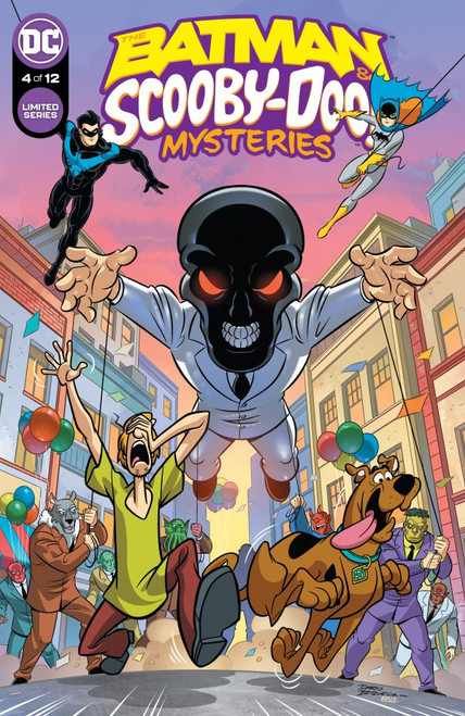 The Batman & Scooby-Doo Mysteries - 13/07/21 - DC Comic