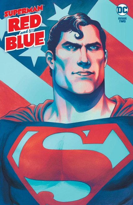 Superman: Red and Blue #2 - 2021 - DC Comic
