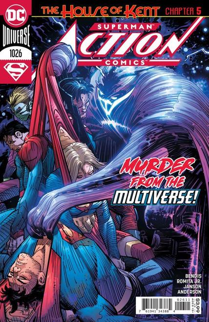 Action Comics #1026 - 2020 - DC Comic