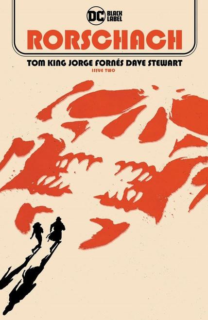 Rorschach #2 - 2020 - DC Comic
