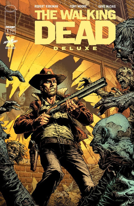 The Walking Dead Deluxe #1 - 2020 - Skybound Comic