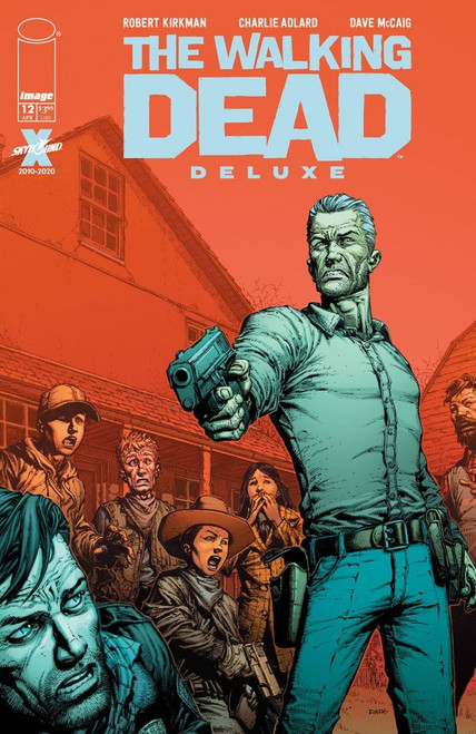 The Walking Dead Deluxe #12 - 2021 - Skybound Comic