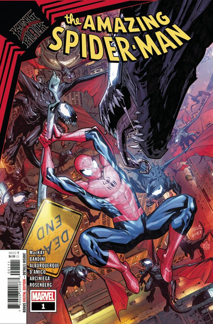 King In Black: The Amazing Spider-Man #1 - 2021 - Marvel Comic
