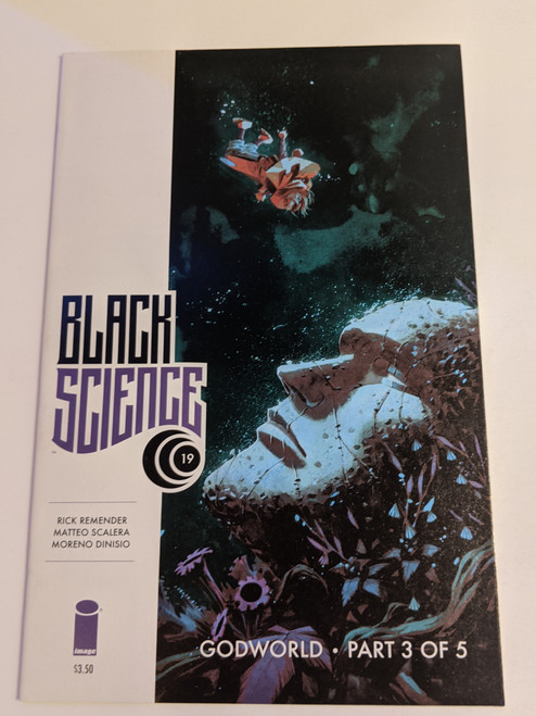 Black Science #19 - 2016 - Image Comics - NM