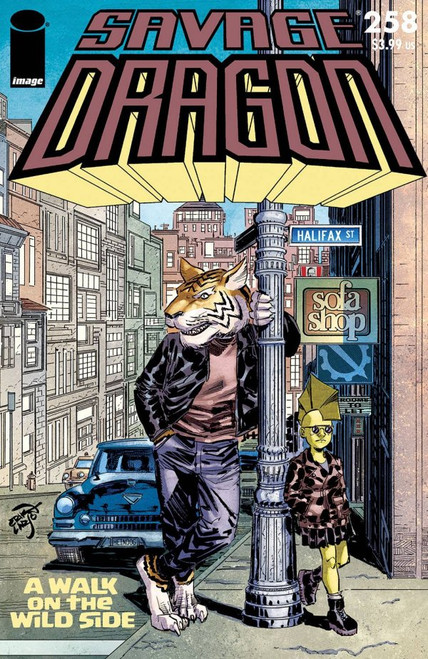 Savage Dragon #258 - 2021 - Image Comic