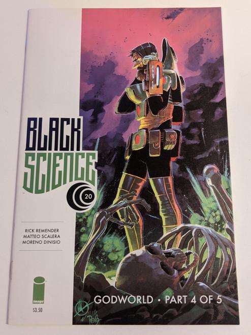 Black Science #20 - 2016 - Image Comics - NM