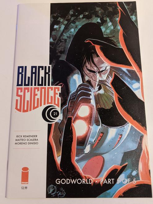 Black Science #21 - 2016 - Image Comics - NM