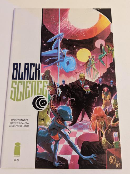 Black Science #26 - 2016 - Image Comics - NM