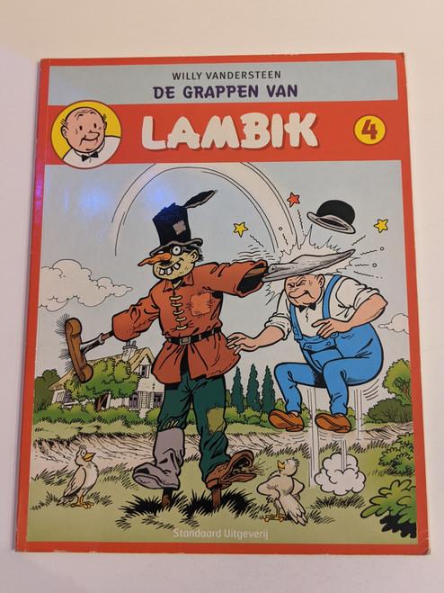 Lambik 4 - 2005 - Standaard Uitgeverij - VG