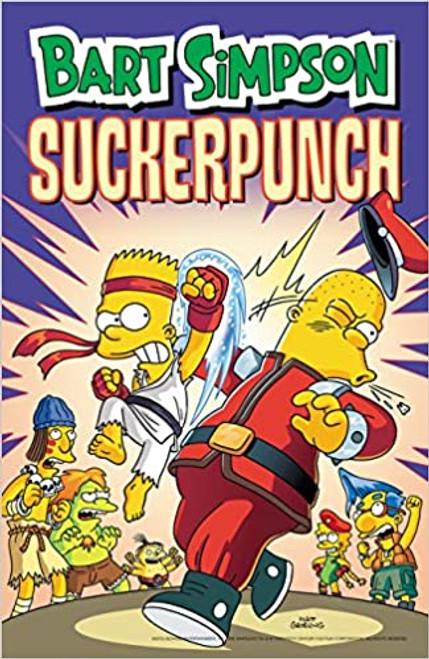 Simpsons Comics: Suckerpunch - 2017 - Titan Books PB