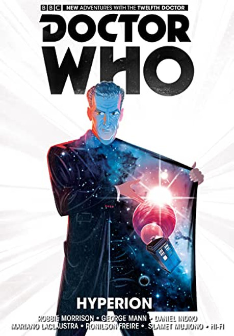 Doctor Who: The Twelfth Doctor - Hyperion - 2016 - Titan Comics PB