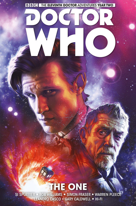 Doctor Who: The Tenth Doctor Volume 5 - The One - 2016 - Titan Comics PB