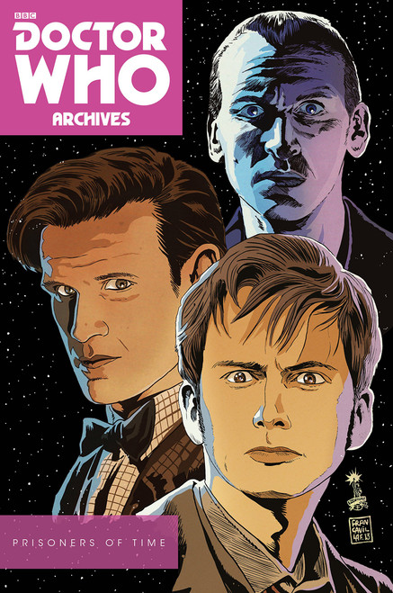 Doctor Who Archives: Prisoners Of Time - 2016 - Titan Comics PB