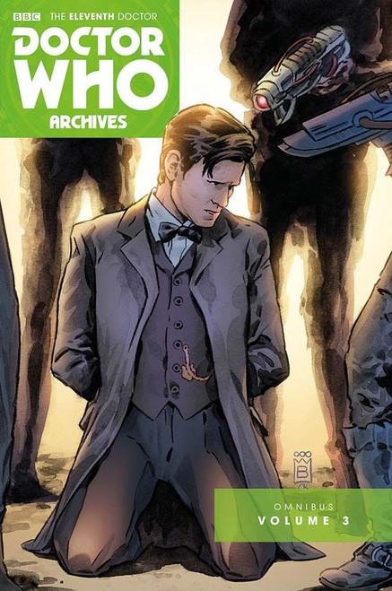 Doctor Who Archives: Volume 3 - 2016 - Titan Comics PB
