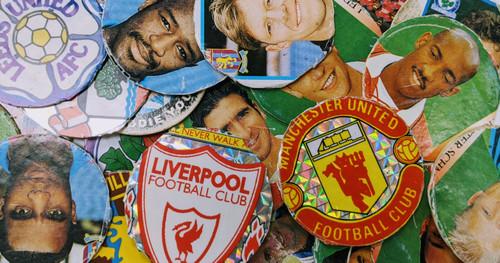 Football Pogs Bundle - x14 Pogs