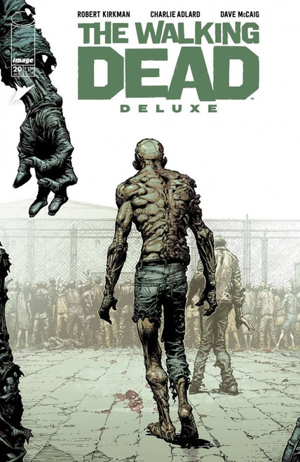 The Walking Dead Deluxe #20 - 04/08/21 - Skybound Comic