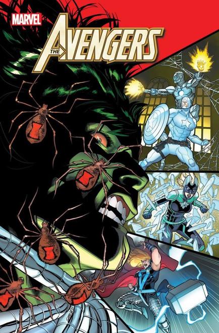 The Avengers #47 - 04/08/21 - Marvel Comic