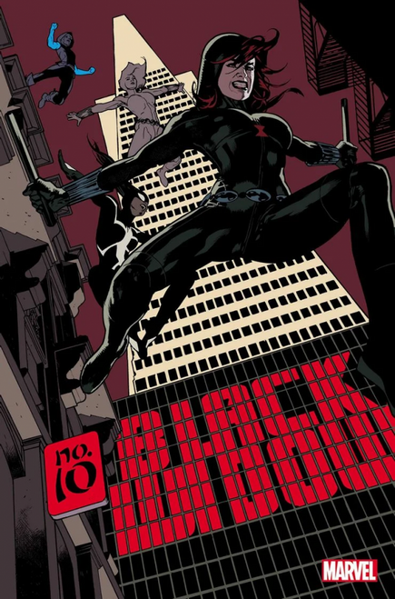 Black Widow #10 - 18/08/21 - Marvel Comic