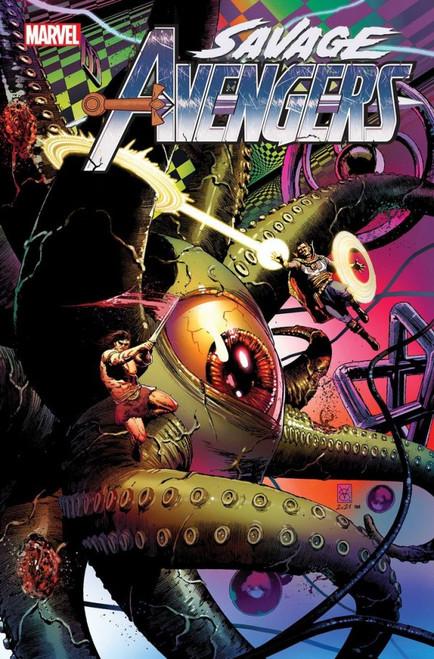 Savage Avengers #23 - 04/08/21 - Marvel Comic