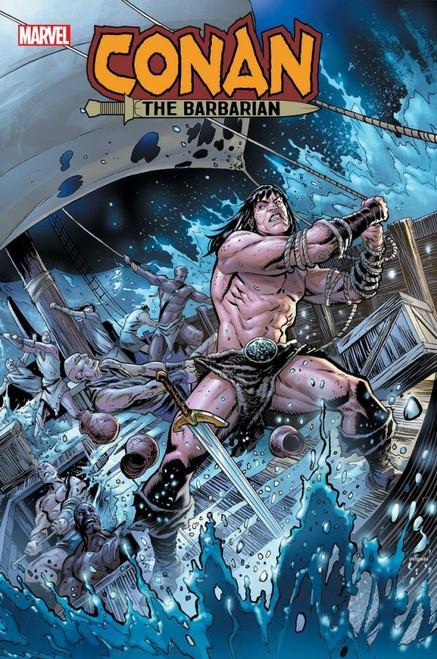 Conan the Barbarian #24 - 25/08/21 - Marvel Comic