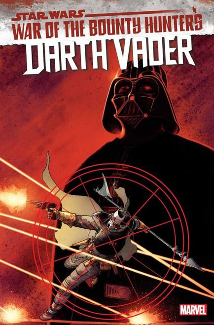Star Wars: Darth Vader #15 - 25/08/21 - Marvel Comic