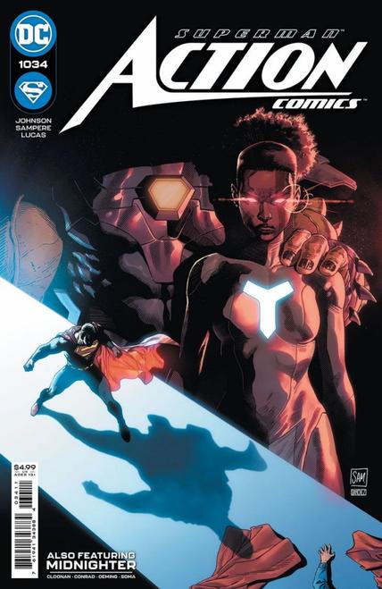 Action Comics #1034 - 24/08/21 - DC Comic