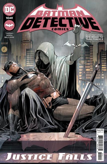 Detective Comics #1041 - 10/08/21 - DC Comic