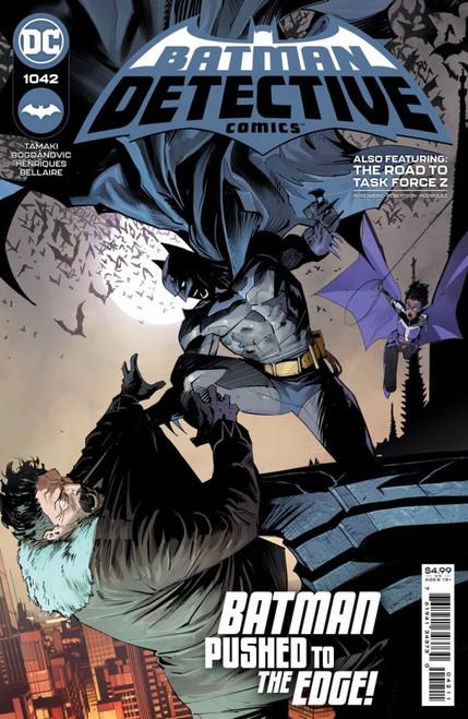 Detective Comics #1042 - 24/08/21 - DC Comic