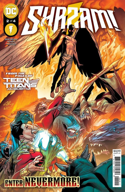 Shazam! #2 - 17/08/21 - DC Comic