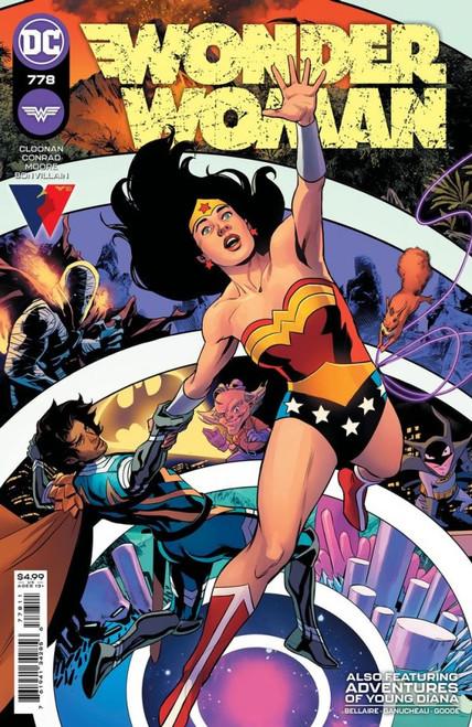 Wonder Woman #778 - 24/08/21 - DC Comic