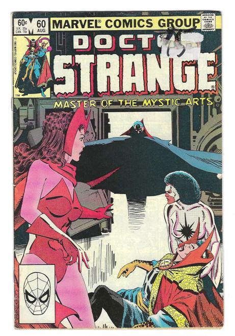 Doctor Strange #60 - 1983 - Marvel Comic - FR