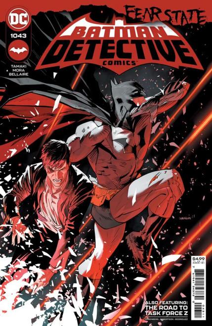 Detective Comics #1043 - 28/09/21 - DC Comic