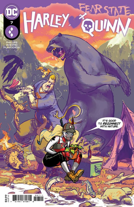 Harley Quinn #7 - 28/09/21 - DC Comic