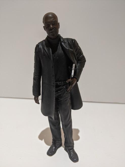 Shaft Samuel L Jackson Action Figure - 2000 - Movie Maniacs Series 3 - McFarlane Toys - VG
