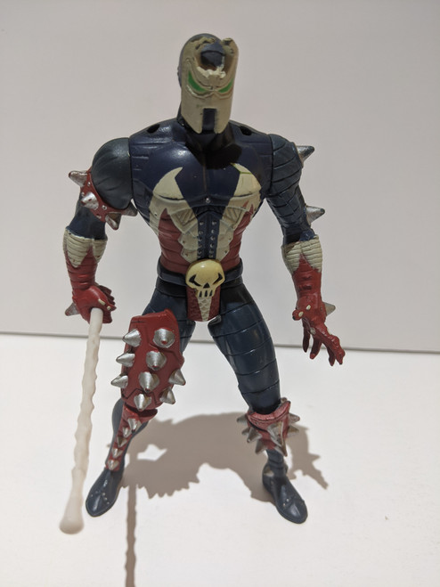 """Spawn 6"""" Action Figure - 1994 - TMP Toys - VG"""