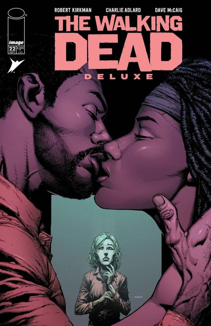 The Walking Dead Deluxe #22 - 01/09/21 - Skybound Comic