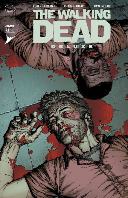 The Walking Dead Deluxe #23 - 15/09/21 - Skybound Comic