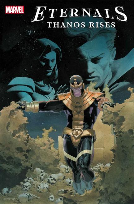 Eternals: Thanos Rises #1 - 15/09/21 - Marvel Comic