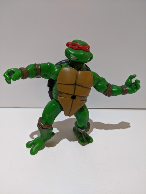 Teenage Mutant Ninja Turtles Raphael Action Figure - 2002 - Playmates - FR