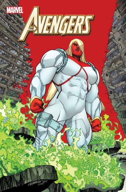 The Avengers #48 - 01/09/21 - Marvel Comic