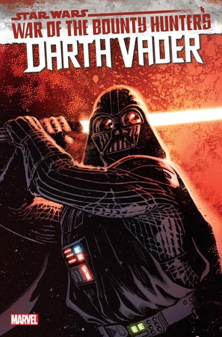 Star Wars: Darth Vader #16 - 15/09/21 - Marvel Comic