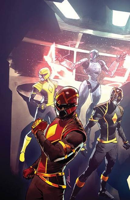 Power Rangers #11 - 15/09/2021 - Boom! Comic