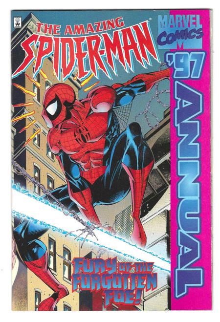 The Amazing Spider-Man Annual Volume 1 - 1997 - Marvel Comic - VG